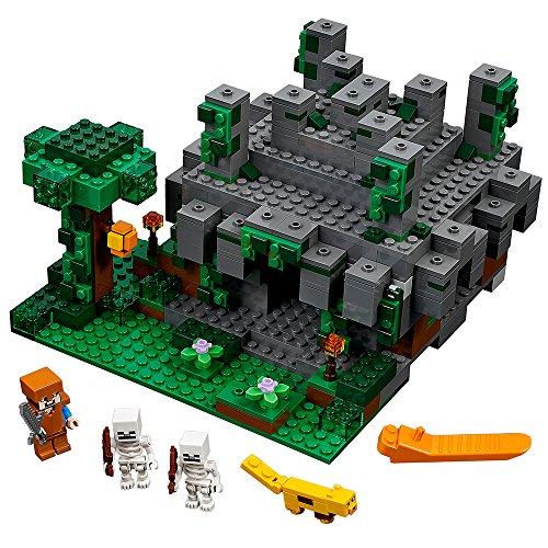 レゴ マインクラフト 6174356 LEGO Minecraft The Jungle Temple 21132レゴ マインクラフト 6174356