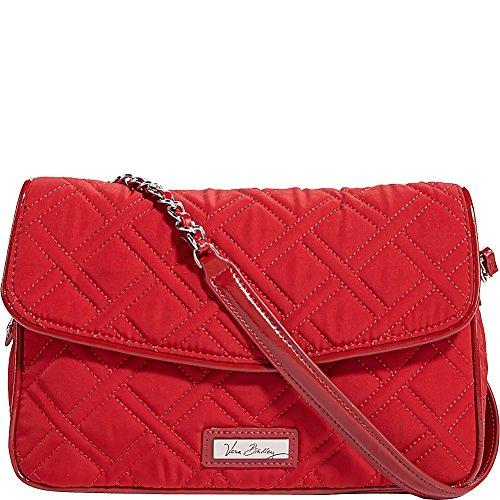 ヴェラブラッドリー ベラブラッドリー アメリカ フロリダ州マイアミ 日本未発売 13981-480080 【送料無料】Vera Bradley Chain Shoulder Bag Tango Red W/Red Trim Oneヴェラブラッドリー ベラブラッドリー アメリカ フロリダ州マイアミ 日本未発売 13981-480080