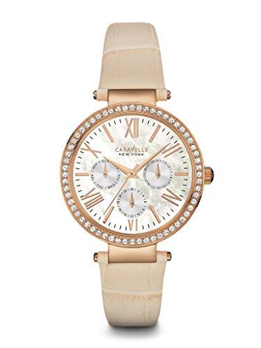 ブローバ 腕時計 レディース 44N105 Caravelle New York Women's 44N105 Crystal Strap Braceletブローバ 腕時計 レディース 44N105