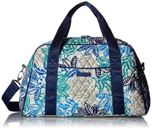ヴェラブラッドリー ベラブラッドリー アメリカ フロリダ州マイアミ 日本未発売 21489 【送料無料】Vera Bradley Women's Signature Cotton Compact Sport Bag, Santiagoヴェラブラッドリー ベラブラッドリー アメリカ フロリダ州マイアミ 日本未発売 21489