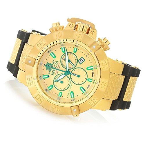 インヴィクタ インビクタ サブアクア 腕時計 メンズ 90111 【送料無料】Invicta Men's Subaqua Stainless Steel Swiss-Quartz Watch with Silicone Strap, Black, 29 (Model: 90111)インヴィクタ インビクタ サブアクア 腕時計 メンズ 90111