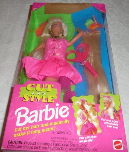 バービー バービー人形 日本未発売 プレイセット アクセサリ 12639 Barbie Cut and Style Doll w Attachable Hair (1994)バービー バービー人形 日本未発売 プレイセット アクセサリ 12639