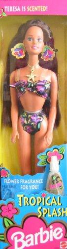 バービー バービー人形 日本未発売 12450 Barbie TERESA Tropical Splash Doll (1994)バービー バービー人形 日本未発売 12450