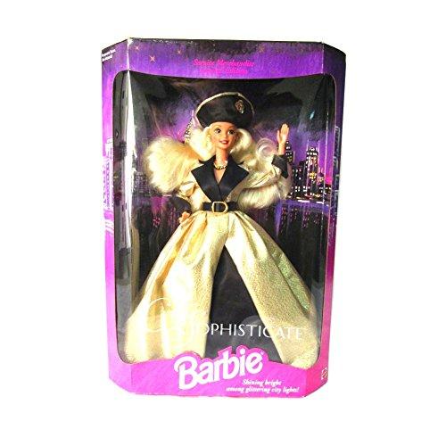 バービー バービー人形 バービーコレクター コレクタブルバービー プラチナレーベル 【送料無料】Mattel City Sophisticate Barbie, Service Merchandise Limited Edition, 1994バービー バービー人形 バービーコレクター コレクタブルバービー プラチナレーベル