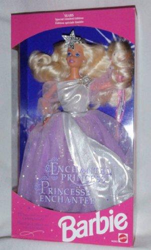 バービー バービー人形 日本未発売 【送料無料】1992 Barbie Enchanted Princess By Mattel #10292 Searsバービー バービー人形 日本未発売