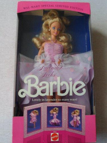 バービー バービー人形 バービーコレクター コレクタブルバービー プラチナレーベル 3963 Barbie Lavender Looks Doll - Wal-Mart Special Limited Edition (1989 Mattel Hawthorバービー バービー人形 バービーコレクター コレクタブルバービー プラチナレーベル 3963