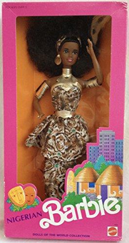 【スーパーセール】 バービー バービー人形 ワールドシリーズ ドールオブザワールド ドールズオブザワールド ワールドシリーズ 7376 バービー Nigerian バービー人形 Barbie 1989 Dolls of the World Collectionバービー バービー人形 ドールオブザワールド ドールズオブザワールド ワールドシリーズ 7376, ハートランドおおはる:fe8d0b79 --- paulogalvao.com