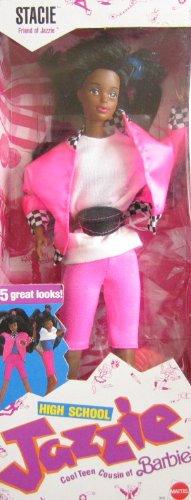 バービー バービー人形 チェルシー スキッパー ステイシー 3636 Barbie High School Jazzie STACIE Doll AA - Friend of Jazzie Doll (1988 Mattel Hawthorne)バービー バービー人形 チェルシー スキッパー ステイシー 3636