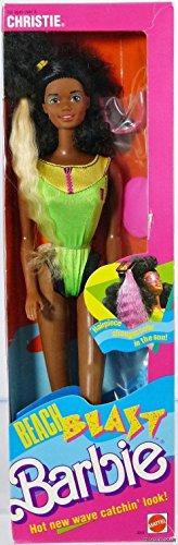 バービー バービー人形 日本未発売 3253 【送料無料】Barbie Beach Blast Christie Doll (1988)バービー バービー人形 日本未発売 3253