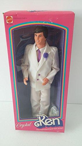 バービー バービー人形 ケン Ken 4898 Barbie Vintage CRYSTAL KEN Doll - The Handsomest Ken Ever! (1983)バービー バービー人形 ケン Ken 4898