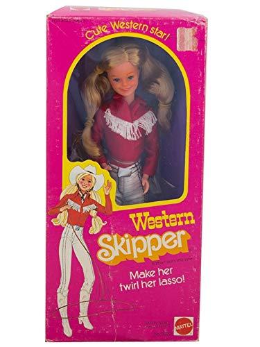 バービー バービー人形 チェルシー スキッパー ステイシー 5029 Barbie Doll Skipper Western 1981バービー バービー人形 チェルシー スキッパー ステイシー 5029