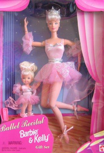 最も優遇の バービー バービー人形 チェルシー スキッパー ステイシー ステイシー スキッパー Doll 18187 Ballet Recital BARBIE & KELLY Doll Gift Set (1997)バービー バービー人形 チェルシー スキッパー ステイシー 18187, イレブンスポーツプランニング:32bd8936 --- clftranspo.dominiotemporario.com