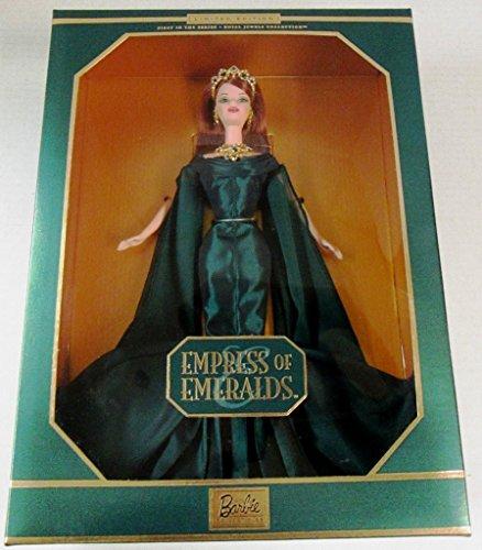 バービー バービー人形 バービーコレクター コレクタブルバービー プラチナレーベル 25680 Barbie 1999 Limited Edition First In The Series Royal Jewels Collection EMPRESS バービー バービー人形 バービーコレクター コレクタブルバービー プラチナレーベル 25680