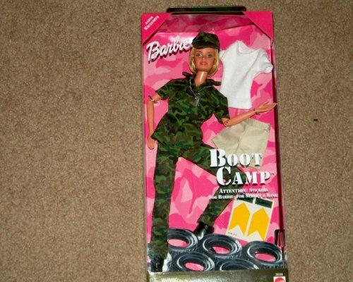 バービー バービー人形 日本未発売 Mattel Boot Camp Barbie #26586 (1999 Edition)バービー バービー人形 日本未発売