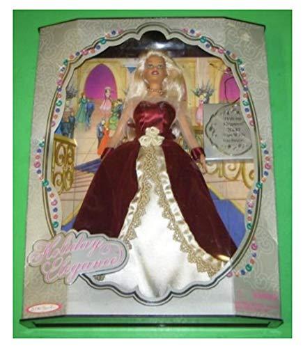 今年も話題の バービー バービー人形 Us 日本未発売 ホリデーバービー Elegance Holiday Elegance 2000 Barbie バービー Toys R Us Exclusiveバービー バービー人形 日本未発売 ホリデーバービー, 新しい到着:f4ceca61 --- bibliahebraica.com.br