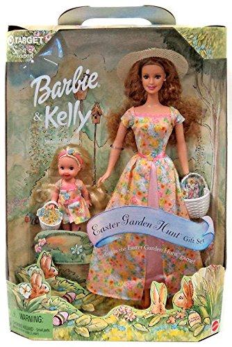 バービー バービー人形 チェルシー スキッパー ステイシー Barbie 2000 Special Edition, Barbie and Kelly Easter Garden Hunt Gift Set by Mattelバービー バービー人形 チェルシー スキッパー ステイシー