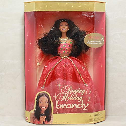バービー バービー人形 バービーコレクター コレクタブルバービー プラチナレーベル Mattel Collectible Singing 2000 Holiday Brandy Dollバービー バービー人形 バービーコレクター コレクタブルバービー プラチナレーベル