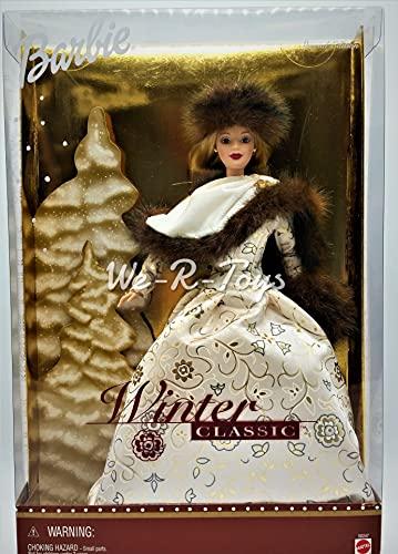 バービー バービー人形 日本未発売 50247 Barbie Doll Winter Classic Special Edition 2001バービー バービー人形 日本未発売 50247