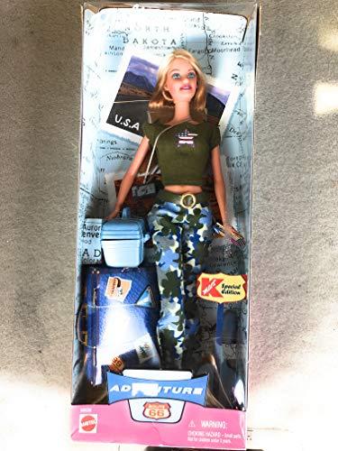 バービー バービー人形 日本未発売 56036 【送料無料】Barbie Route 66 Adventure Special Edition 2002バービー バービー人形 日本未発売 56036