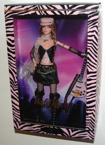 バービー バービー人形 バービーコレクター コレクタブルバービー プラチナレーベル 【送料無料】2004 Barbie Collector Silver Label, Hard Rock Barbie Doll with Guitar! (1 バービー バービー人形 バービーコレクター コレクタブルバービー プラチナレーベル