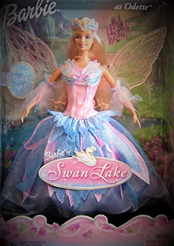 バービー バービー人形 日本未発売 B2766 Swan Lake Barbie Doll as ODETTE w Light Up Wings (2003)バービー バービー人形 日本未発売 B2766