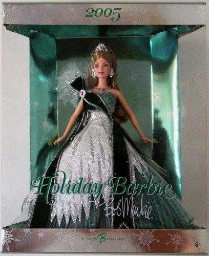 バービー バービー人形 日本未発売 ホリデーバービー 【送料無料】2005 Holiday Barbie - Emerald by Mattelバービー バービー人形 日本未発売 ホリデーバービー