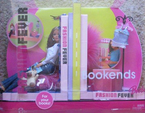 バービー バービー人形 日本未発売 h BARBIE Fashion Fever BOOKENDS & DOLL Set w Extra FASHION Top & More! (2005)バービー バービー人形 日本未発売 h