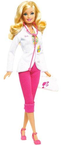 バービー バービー人形 バービーキャリア バービーアイキャンビー 職業 R4231 【送料無料】Barbie I Can Be Kid Doctor Dollバービー バービー人形 バービーキャリア バービーアイキャンビー 職業 R4231