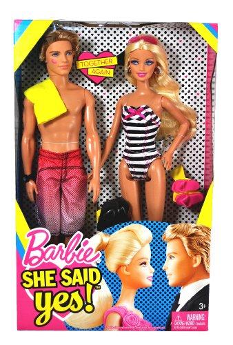 バービー バービー人形 ケン Ken Mattel Year 2010 Barbie