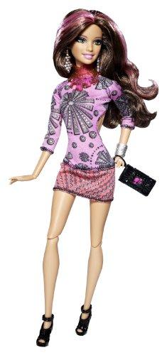 バービー バービー人形 ファッショニスタ 日本未発売 V7145 【送料無料】Barbie Fashionistas Swappin' Styles Sassy Doll - 2011バービー バービー人形 ファッショニスタ 日本未発売 V7145
