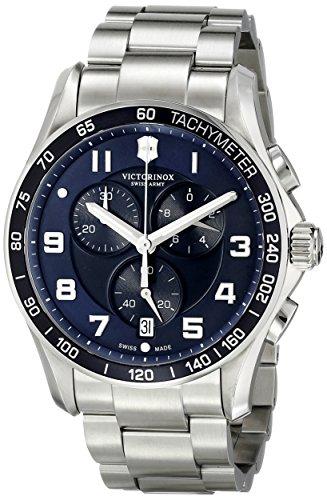 ビクトリノックス スイス 腕時計 メンズ 241652 【送料無料】Victorinox Men's 241652 Stainless Steel Watchビクトリノックス スイス 腕時計 メンズ 241652