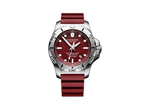 ビクトリノックス スイス 腕時計 メンズ V241736 Victorinox V241735 INOX Men's Watches, Red/Red, 45mmビクトリノックス スイス 腕時計 メンズ V241736