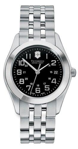 ビクトリノックス スイス 腕時計 メンズ 241046 【送料無料】Victorinox Swiss Army Men's 241046 Classic Alliance Black Dial Watchビクトリノックス スイス 腕時計 メンズ 241046