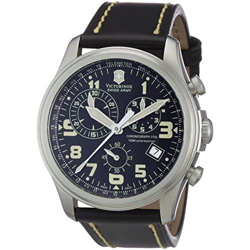 ビクトリノックス スイス 腕時計 メンズ 241314 【送料無料】Victorinox Swiss Army Men's 241314 Infantry Vintage Chronograph Black Dial Watchビクトリノックス スイス 腕時計 メンズ 241314