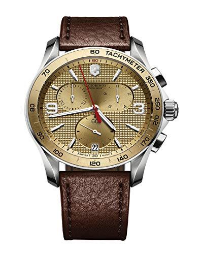 ビクトリノックス スイス 腕時計 メンズ 241659 【送料無料】Victorinox Swiss Army Chrono Classic Tachymeter Watch, 41Mmビクトリノックス スイス 腕時計 メンズ 241659