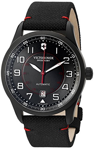 ビクトリノックス スイス 腕時計 メンズ 241720 【送料無料】Victorinox Men's 'AirBoss' Swiss Stainless Steel Automatic Watch (Model: 241720)ビクトリノックス スイス 腕時計 メンズ 241720