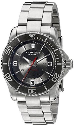 ビクトリノックス スイス 腕時計 レディース,ウィメンズ 241708 Victorinox Women's 'Maverick' Swiss Stainless Steel Automatic Watch (Model: 241708)ビクトリノックス スイス 腕時計 レディース,ウィメンズ 241708
