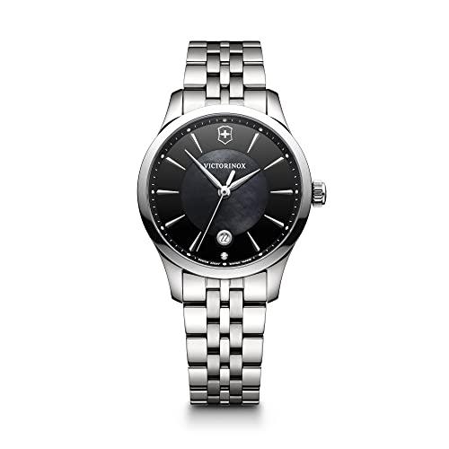 ビクトリノックス スイス 腕時計 レディース,ウィメンズ 241751 【送料無料】Victorinox Women's Alliance Swiss-Quartz Watch with Stainless-Steel Strap, Silver, 17 (Model: 241751)ビクトリノックス スイス 腕時計 レディース,ウィメンズ 241751