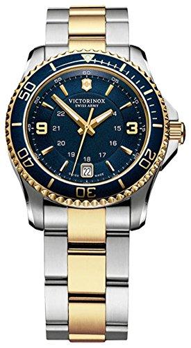 ビクトリノックス スイス 腕時計 レディース,ウィメンズ 【送料無料】Victorinox Maverick Womens Analog Quartz Watch with Stainless Steel Bracelet V249080ビクトリノックス スイス 腕時計 レディース,ウィメンズ