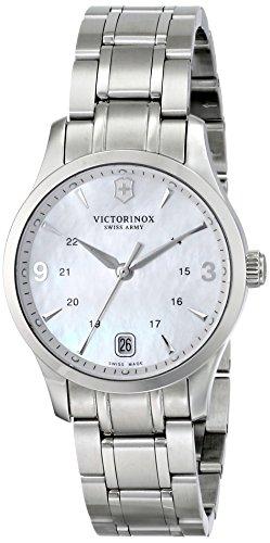 ビクトリノックス スイス 腕時計 レディース,ウィメンズ 249061 【送料無料】Victorinox Women's 249061 Alliance Analog Display Swiss Quartz Silver Watchビクトリノックス スイス 腕時計 レディース,ウィメンズ 249061