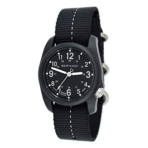 Black/Ghost ベルトゥッチ ベルトゥッチ 11043腕時計 メンズ 11043 【送料無料】Bertucci 海外モデル 腕時計 逆輸入 逆輸入 | Plus 11043 メンズ 海外モデル DX3 Watch Gray