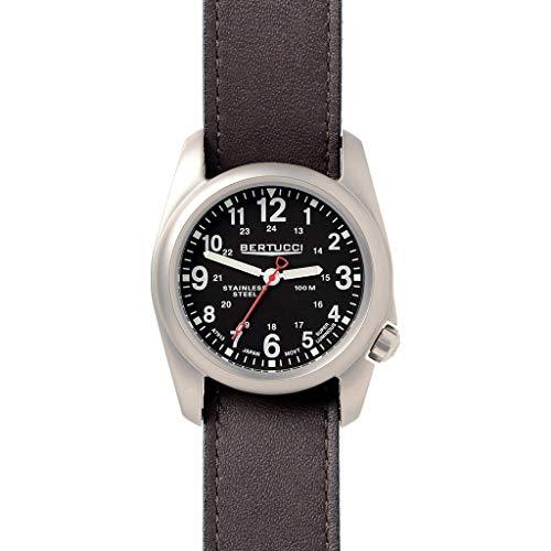 ベルトゥッチ 逆輸入 海外モデル 海外限定 アメリカ直輸入 11067 Bertucci A-2S Field Watch Black - Briar Leatherベルトゥッチ 逆輸入 海外モデル 海外限定 アメリカ直輸入 11067
