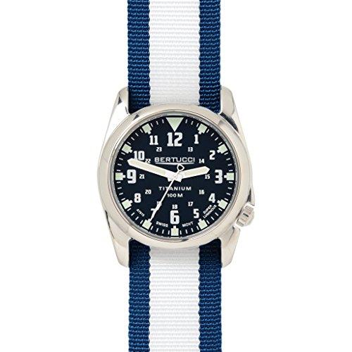 ベルトゥッチ 逆輸入 海外モデル 海外限定 アメリカ直輸入 【送料無料】Bertucci A-4T Nautical Watch | Deep Sea Blue/White/Mariner Blue 13453ベルトゥッチ 逆輸入 海外モデル 海外限定 アメリカ直輸入