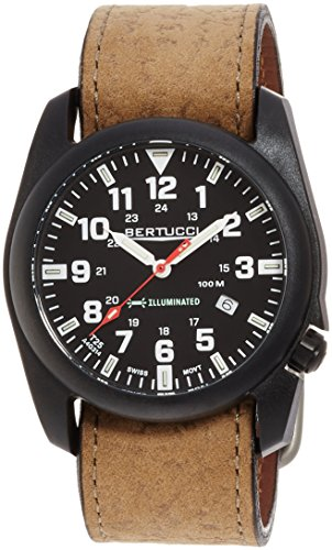 ベルトゥッチ 逆輸入 海外モデル 海外限定 アメリカ直輸入 13504.0 Bertucci A-5P Illuminated Quartz Analog Black Dial Men's Watch 13504ベルトゥッチ 逆輸入 海外モデル 海外限定 アメリカ直輸入 13504.0