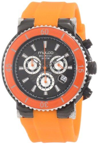 マルコ 腕時計 レディース MW3-70603-088 Mulco MW3-70603-088 Bluemarine Chronograph Swiss Movement Watchマルコ 腕時計 レディース MW3-70603-088