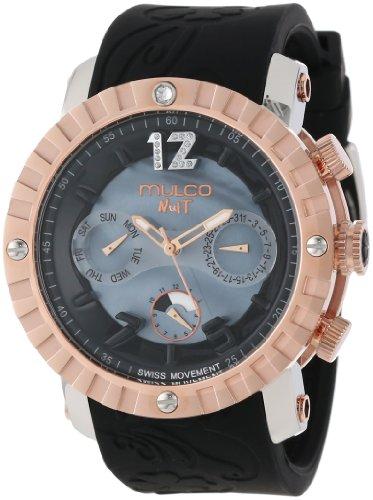 マルコ 腕時計 レディース MW5-1876-023 【送料無料】MULCO Unisex MW5-1876-023 Analog Chronograph Swiss Watchマルコ 腕時計 レディース MW5-1876-023