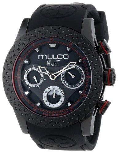 マルコ 腕時計 メンズ MW5-1962-261 【送料無料】MULCO Unisex MW5-1962-261 Analog Chronograph Swiss Watchマルコ 腕時計 メンズ MW5-1962-261