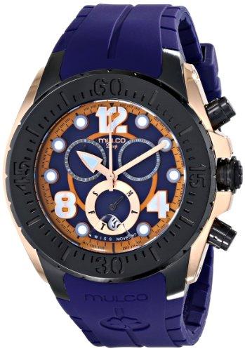 Watch腕時計 MW1-82197-046 Swiss 【送料無料】MULCO 腕時計 Display メンズ Unisex MW1-82197-046 マルコ Blue Quartz メンズ マルコ Analog MW1-82197-046