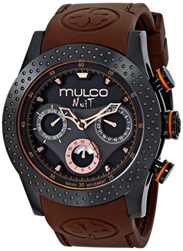 6d7004b50f53 マルコ腕時計メンズ MW5-1962-035MULCOUnisexMW5-1962-035AnalogDisplaySwissQuartzBrownWatchマルコ 腕時計メンズMW5-1962-035 メンズ腕時計 卸売価格