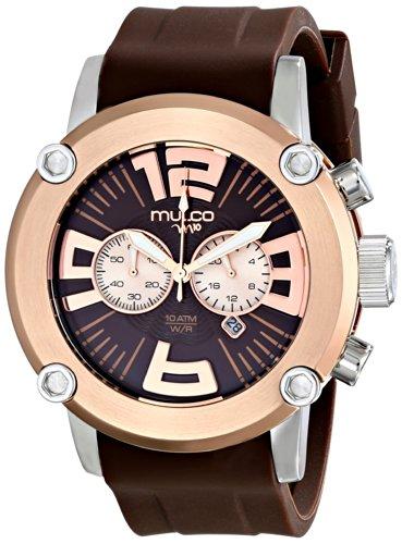 マルコ 腕時計 メンズ MW2-6263-033 【送料無料】MULCO Men's MW2-6263-033 Analog Display Japanese Quartz Brown Watchマルコ 腕時計 メンズ MW2-6263-033
